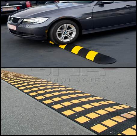 speed bumps vs speed humps