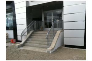 Handrail Systems | G P Roadway Solutions | Honolulu, Hawaii