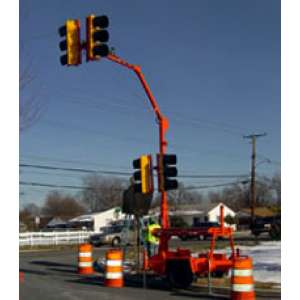 Portable Traffic Signals G P Roadway Solutions