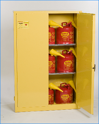 Flammable Storage Safety Cabinets | G P Roadway Solutions ...