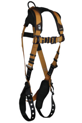 Advanced Comfortech Gel Fall Protection Full Harness | G P ...