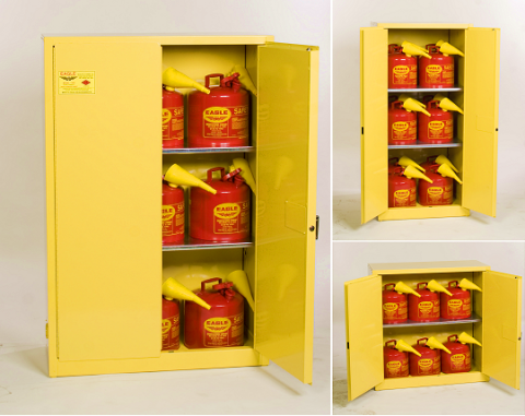Combo Safety Storage Cabinets G P Roadway Solutions