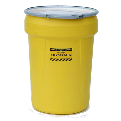 Salvage Drum 30 Gallon G P Roadway Solutions Honolulu